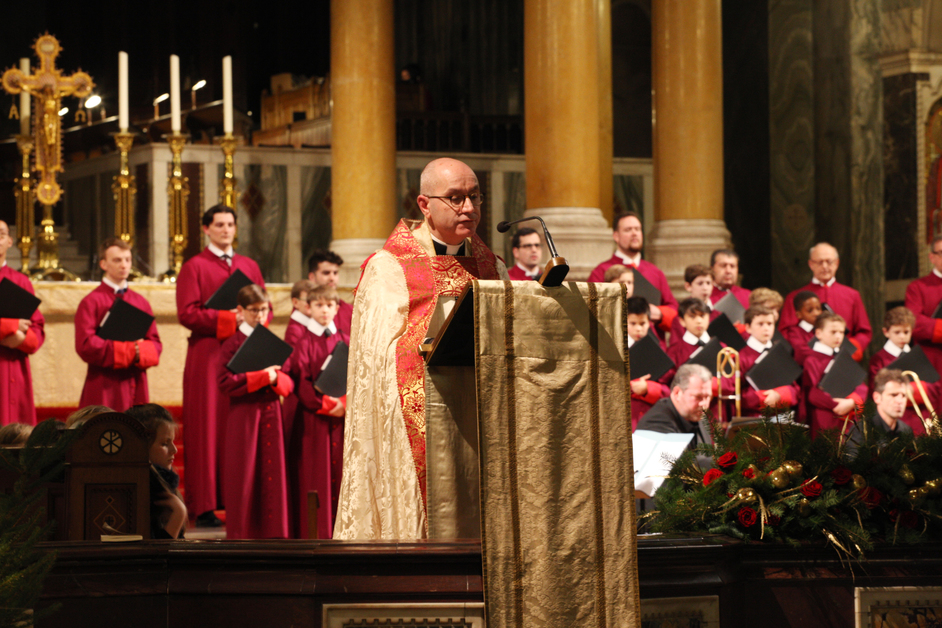 Westminster Cathedral Christmas Carols, Concerts & Services