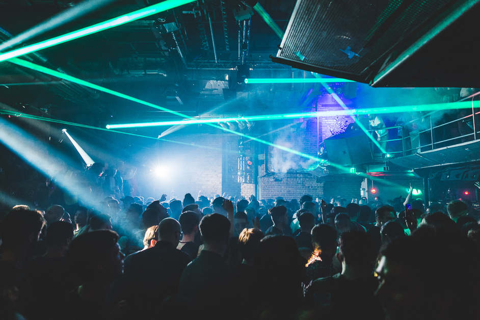 Fabric Nightclub - fabric room one - photo: Only By Nght