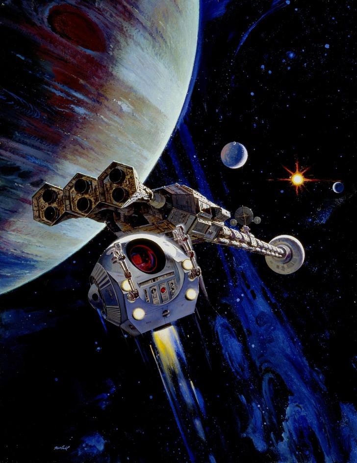 2001: A Space Odyssey - 2001 A Space Odyssey © Warner Bros