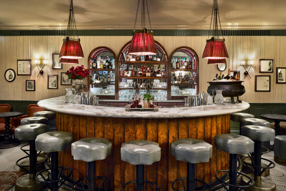 Kettner's - Kettner's Townhouse Champagne Bar, photo copyright Soho House