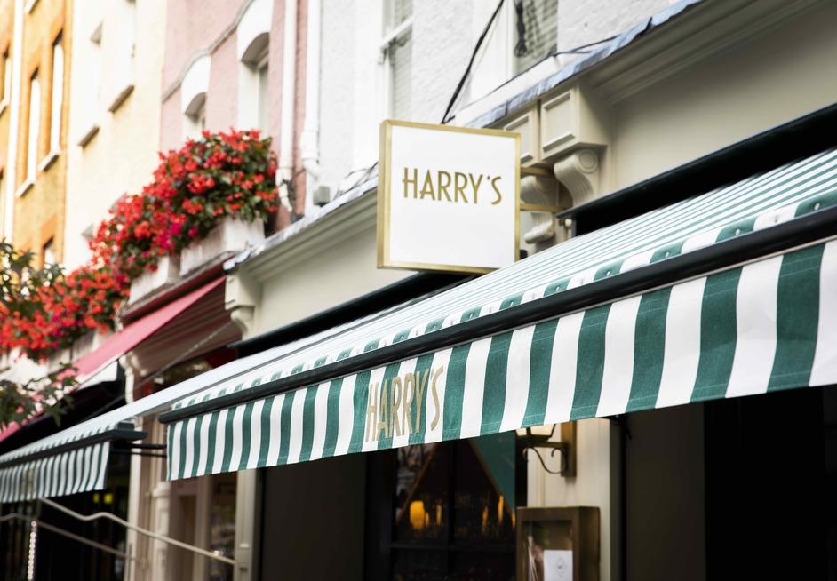 Harry's Bar - Harry's Bar James Street, photo: John Carey