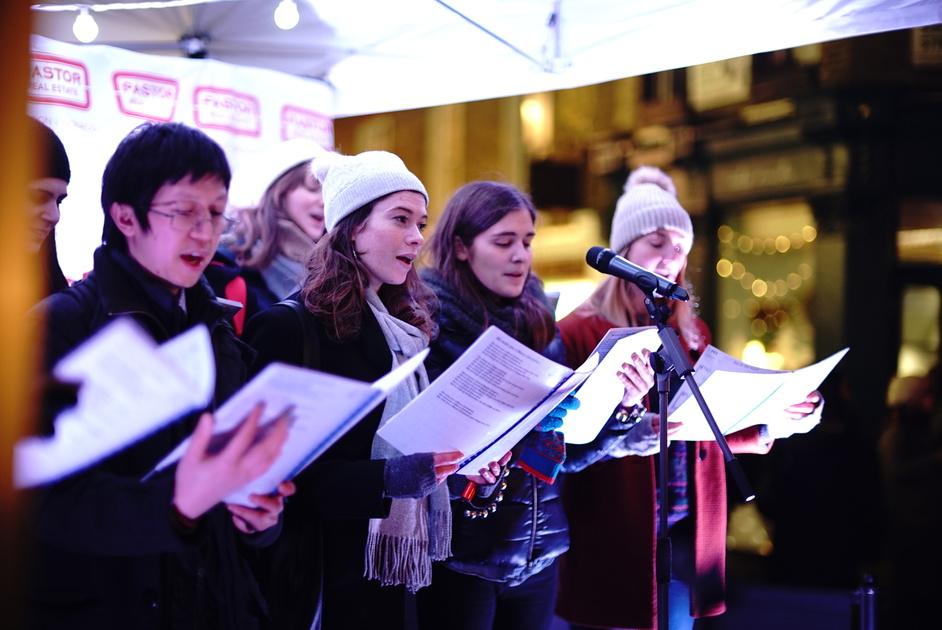 Shepherd Market Christmas Lights - Shepherd Market, photo: Steven Tiller