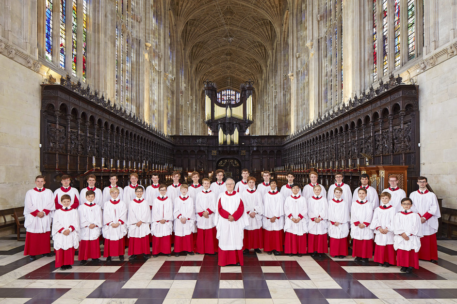 Christmas with King\'s College Choir at Southbank Centre: Royal ...
