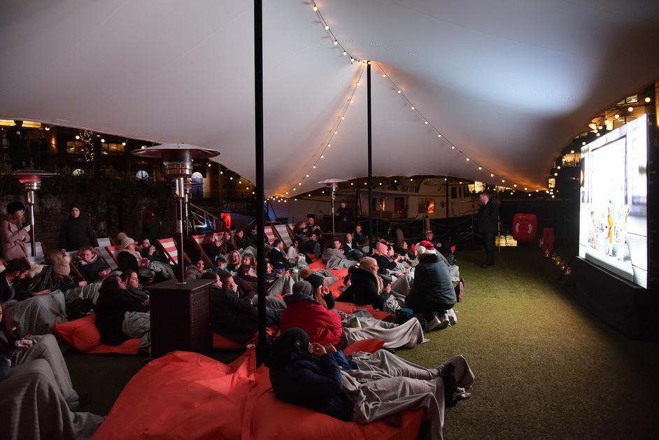 Christmas Floating Film Festival
