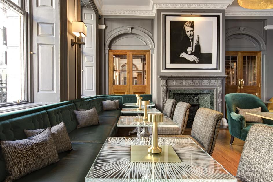 The Donovan Bar - Donovan Bar at Brown's Hotel
