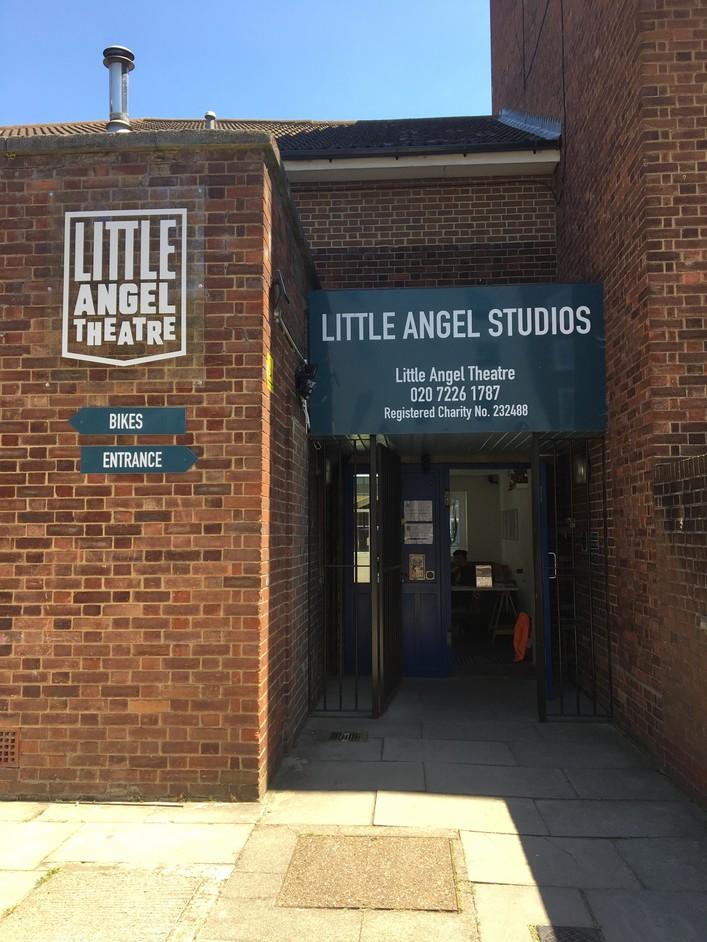 Little Angel Studios - Photo: Ellie Kurttz