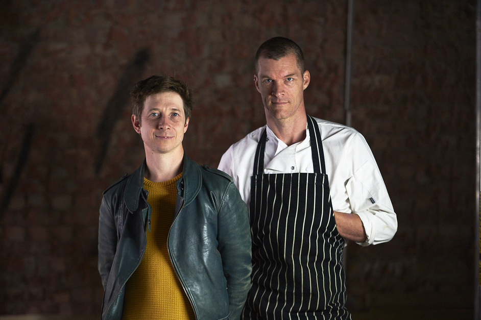 EartH Kitchen - Auro Foxcroft and Chris Gillard, photo: Tom Bowles