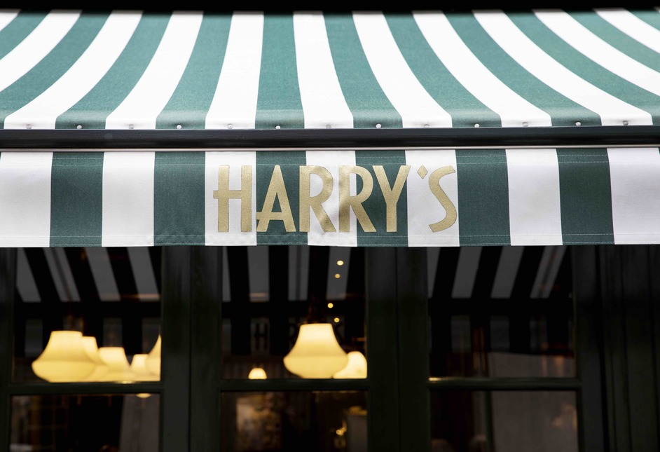 Harry S Bar James Street London Restaurants Italian