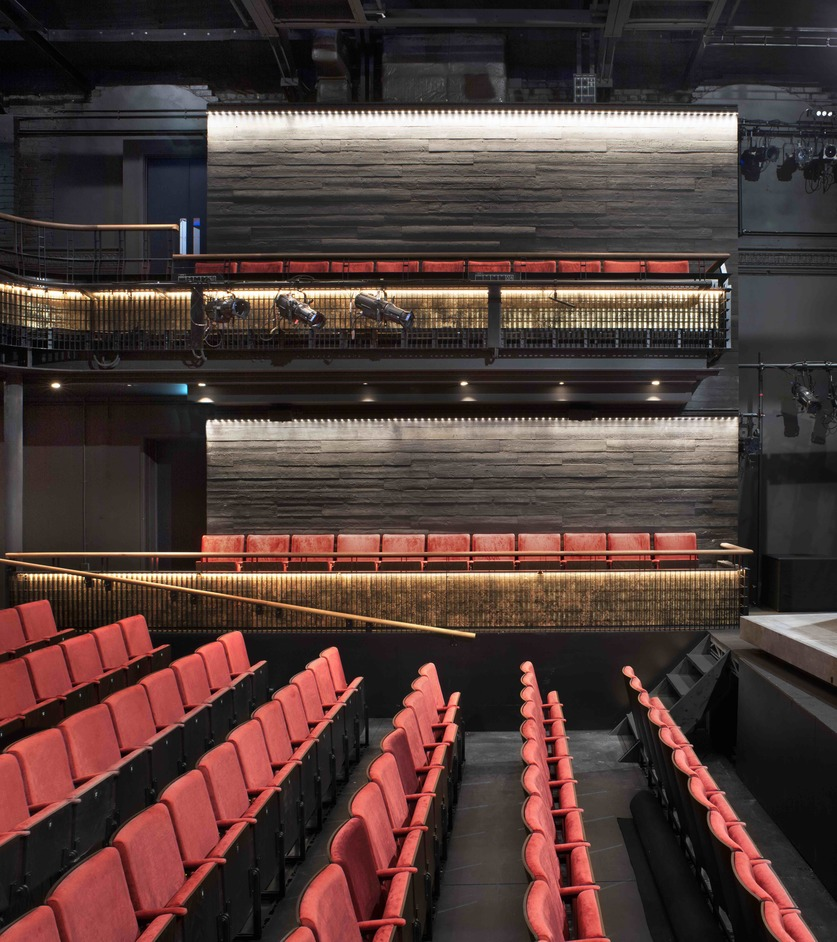 Kiln Theatre (formerly Tricycle Theatre)