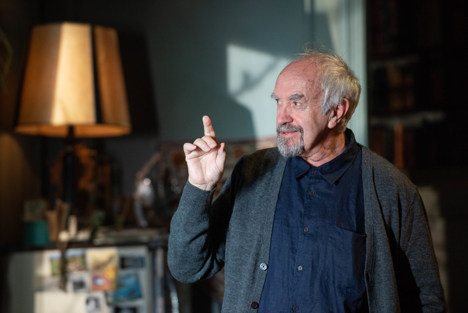 The Height of the Storm - The Height of the Storm - Jonathan Pryce - photo: (c) Hugo Glendinning