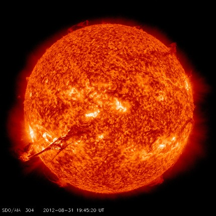 The Sun: Living With Our Star