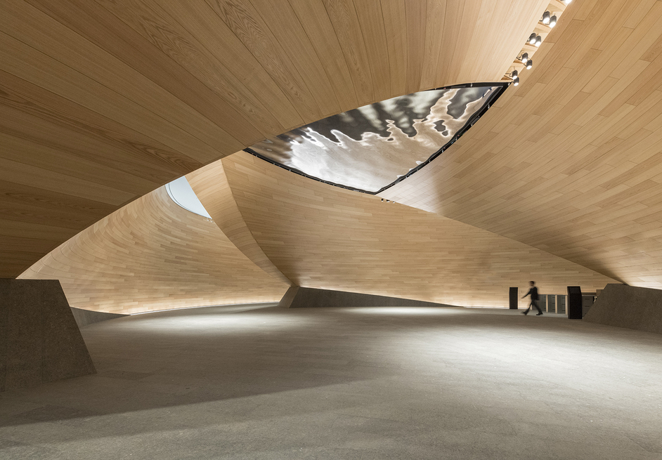 Open House London - Bloomberg Vortex, Nigel Young, Foster   Partners 2018