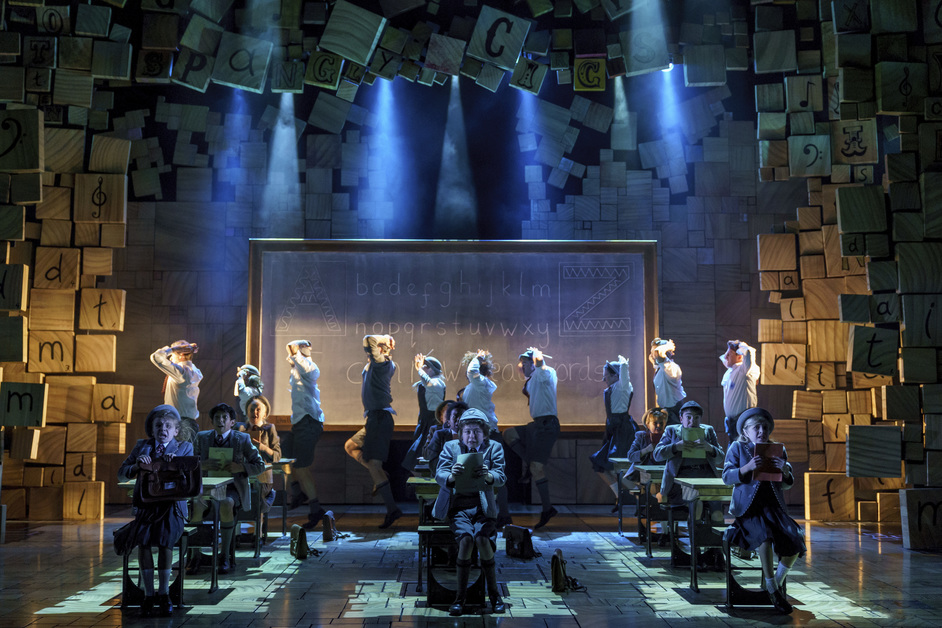 Matilda The Musical - Photo: Manuel Harlan