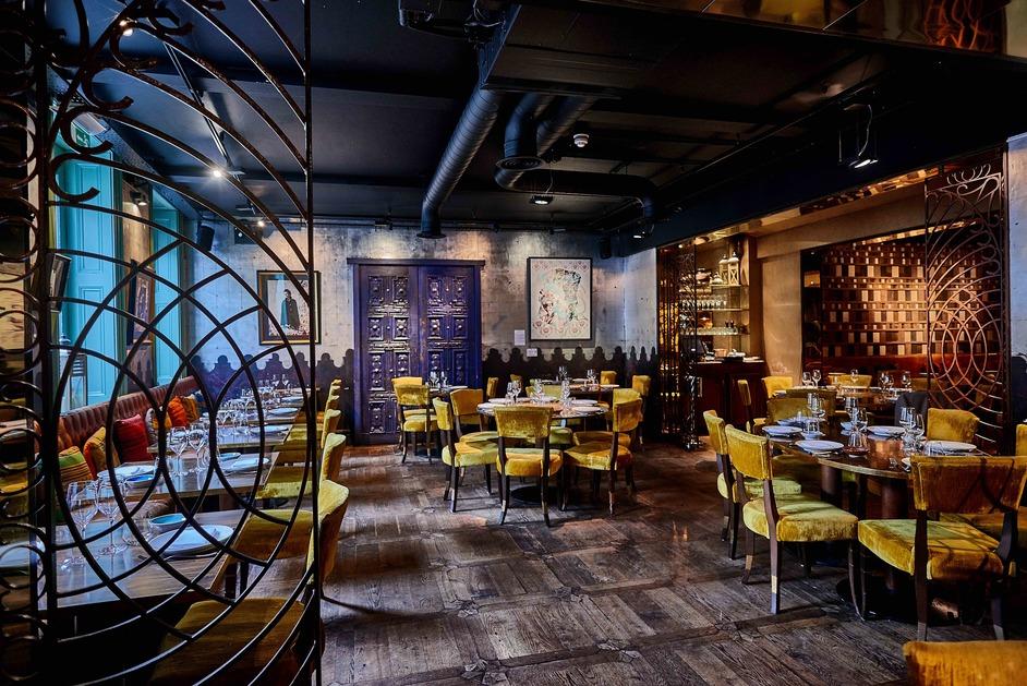 Coya Restaurant - photo: David Griffen Photography
