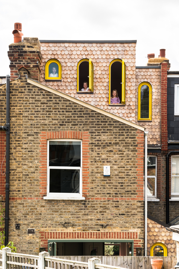 Open House London - Valetta House, Ealing, by Office S&M, photo: French & Tye