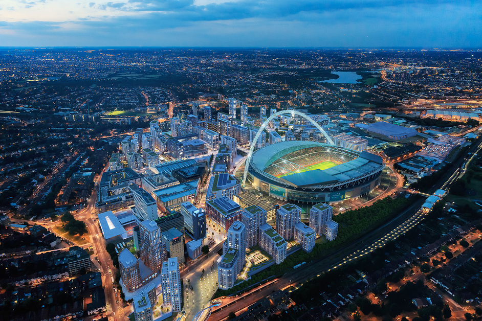 Wembley Park - Wembley Park