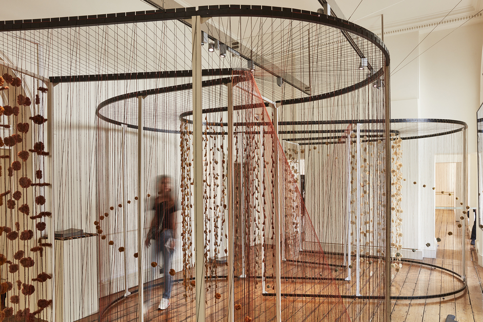 London Design Biennale - Argentina, The Impenetrable Forest, TRImarchi Collective, photo: Ed Reeve