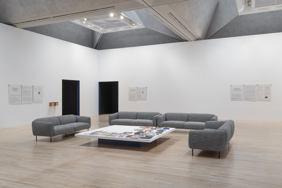 The Turner Prize 2018 - installation view, photo: Tate Photography