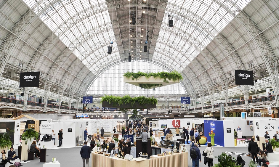 Olympia London - Olympia is a Design District for the London Design Festival 2018