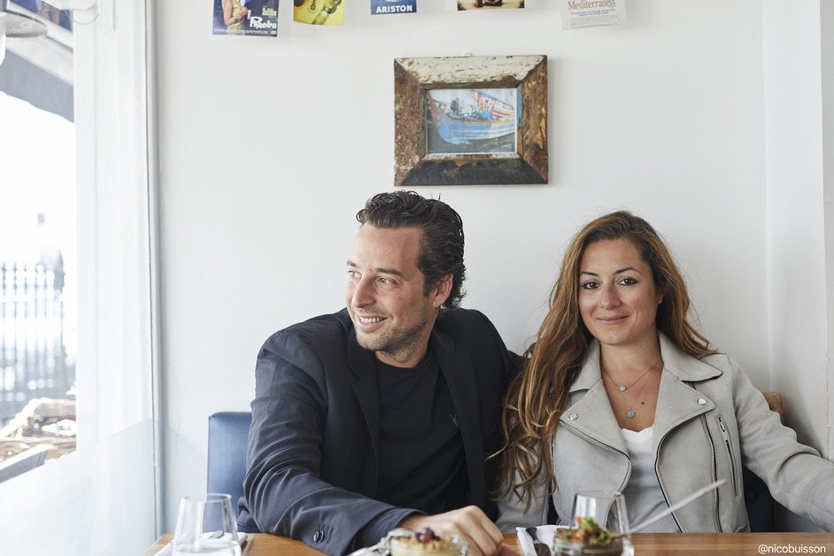 Suzi Tros - Adrien Carre and Christina Mouratoglou
