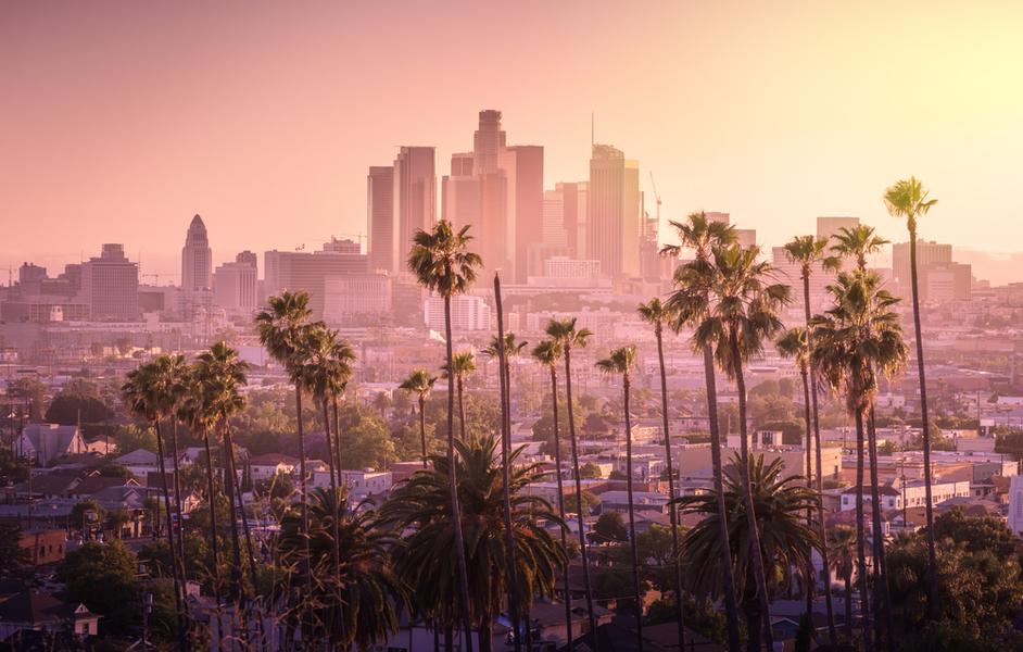 Backyard Cinema: L.A. Nights