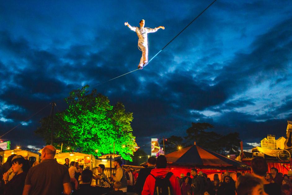 Wandsworth Arts Fringe - Cirque Bijou - Highline - Victor Frankowski