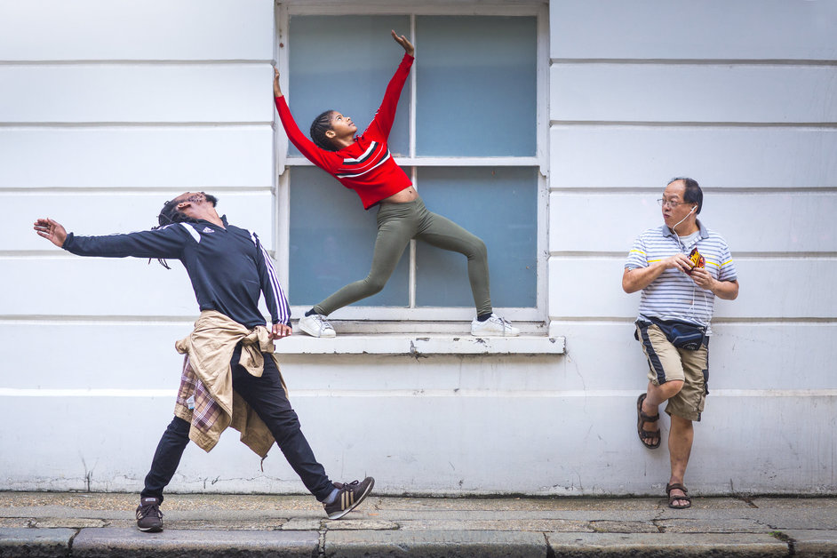 Wandsworth Arts Fringe - Tavaziva, photo: Jevan Chowdhury