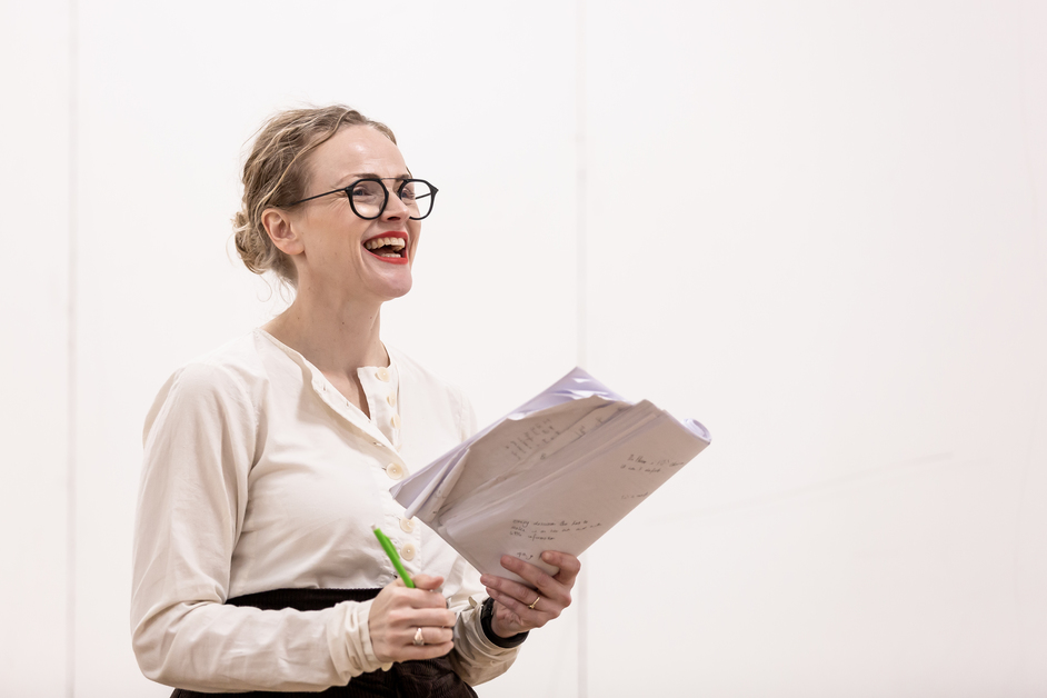 Avalanche: A Love Story - Maxine Peake, Avalanche: A Love Story, photo: The Other Richard