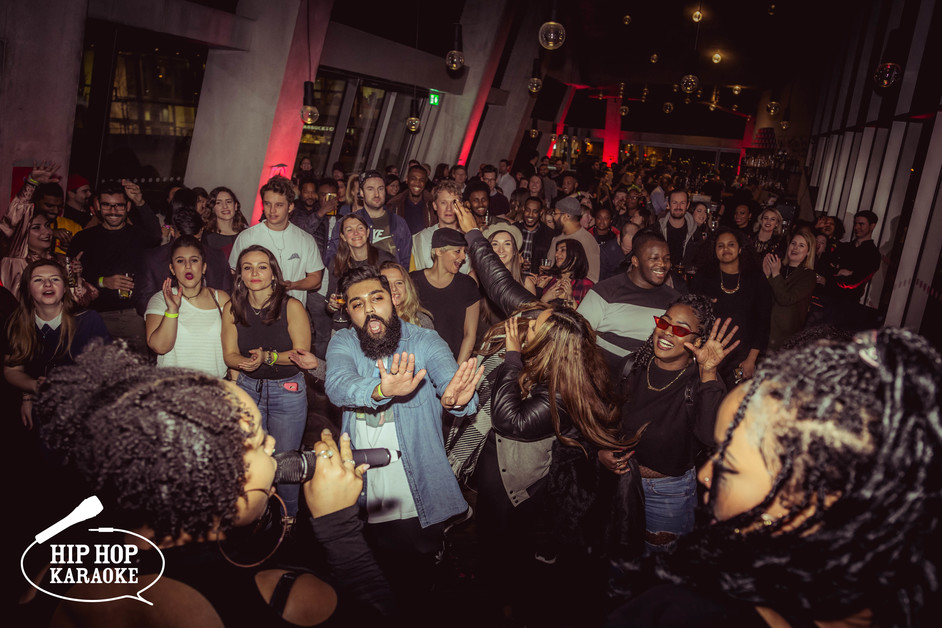 Hip Hop Karaoke with Fourpure Brewery