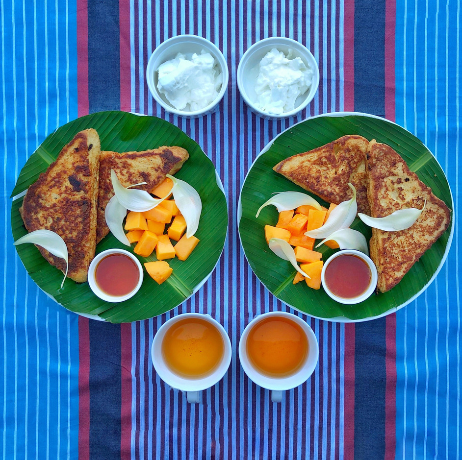 Food: Bigger than the Plate - © Michael Zee, SymmetryBreakfast