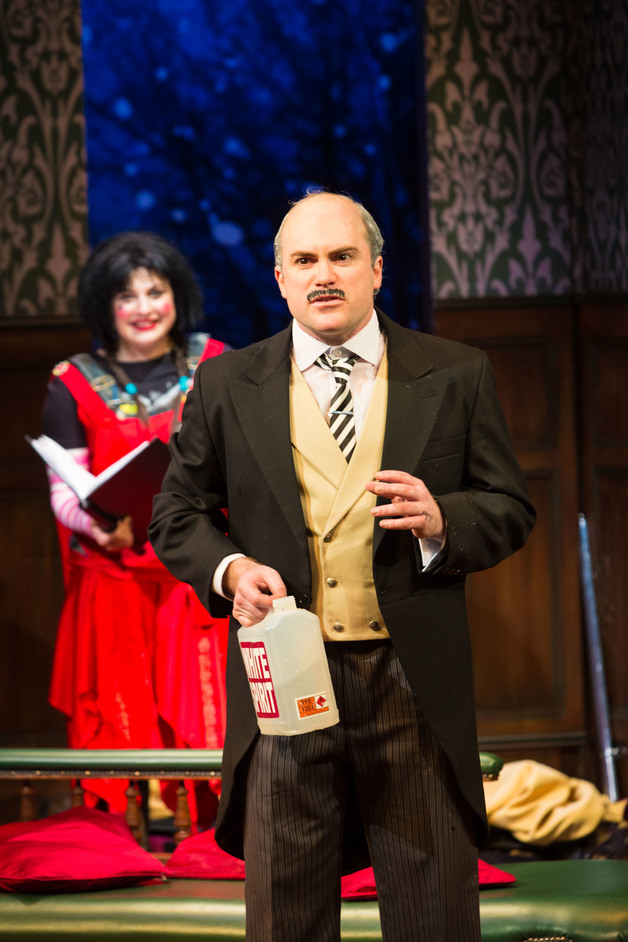 The Play That Goes Wrong - The Play That Goes Wrong, photo: Helen Murray