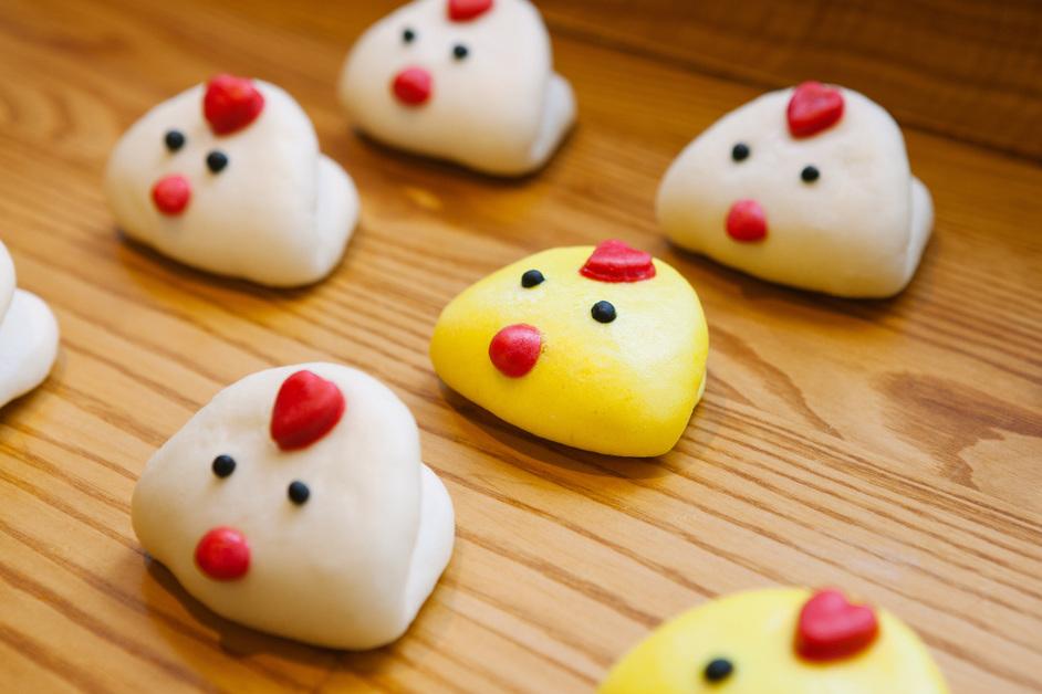 BAO, Soho - BAO's Easter Chick Baos