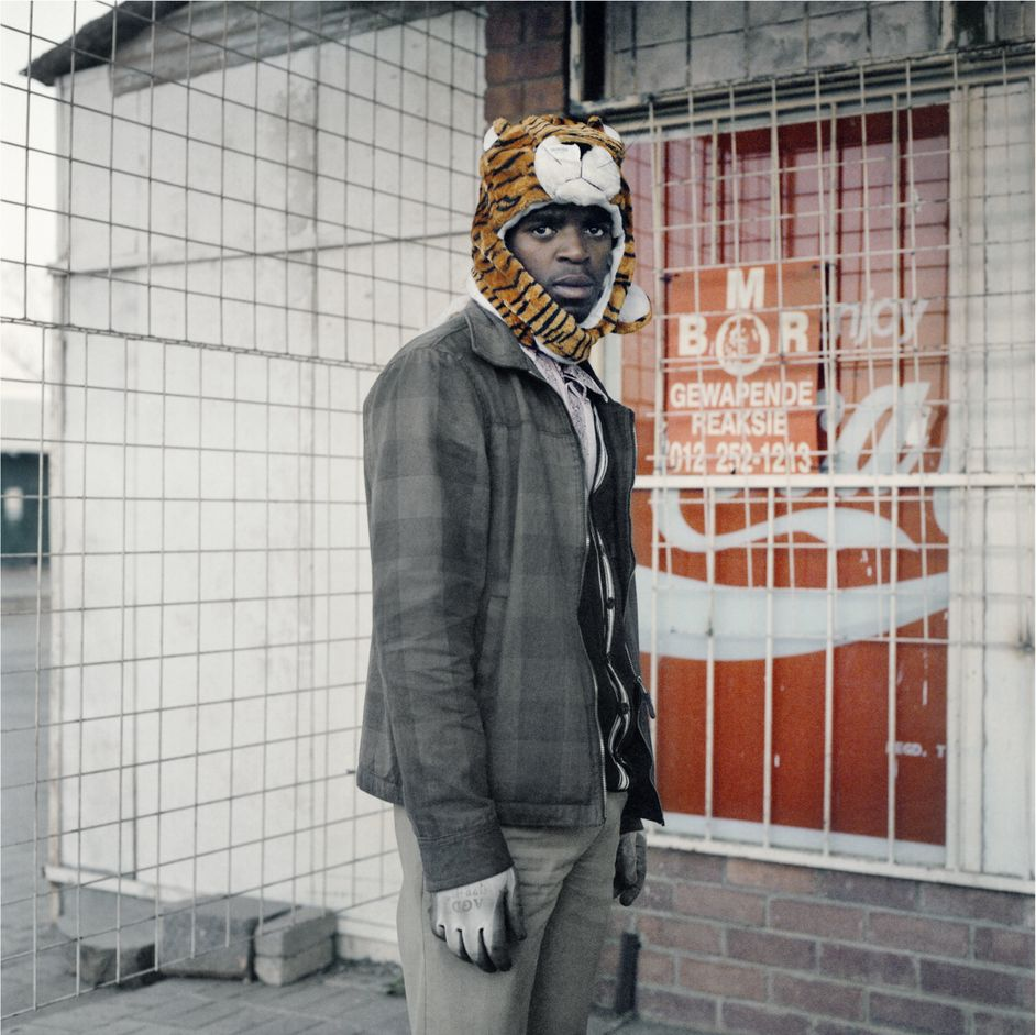 Thabiso Sekgala: Here Is Elsewhere - Thabiso Sekgala, Second Transition, Tiger, 2012; Courtesy of the artist and Goodman Gallery