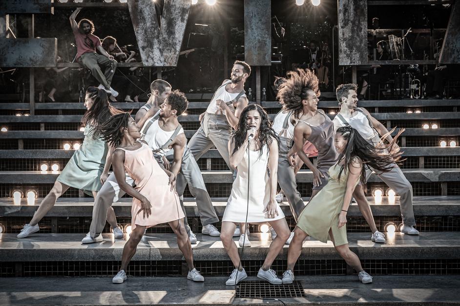 Evita - Photo: Marc Brenner