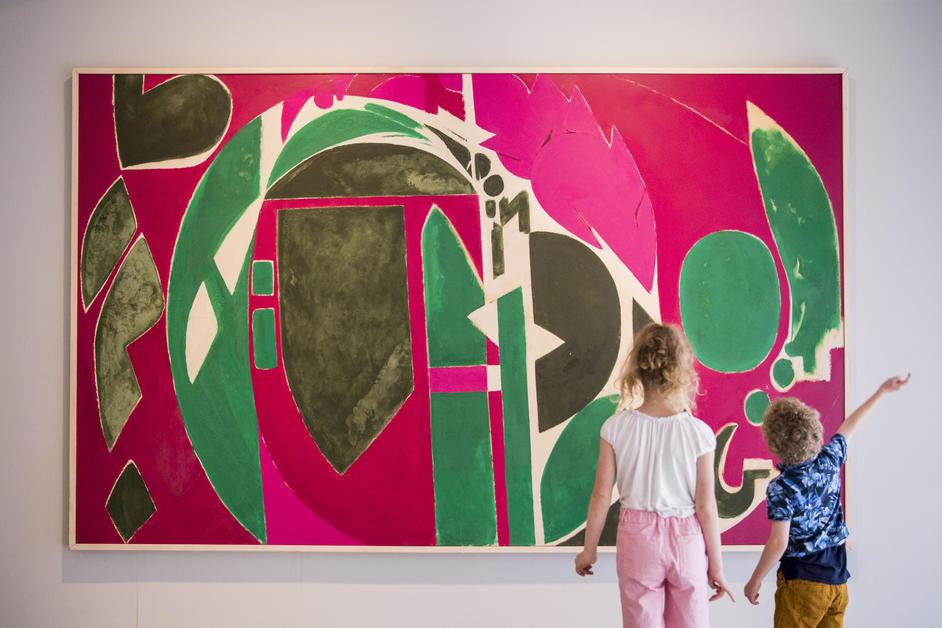 Lee Krasner: Living Colour - © Tristan Fewings/Getty Images