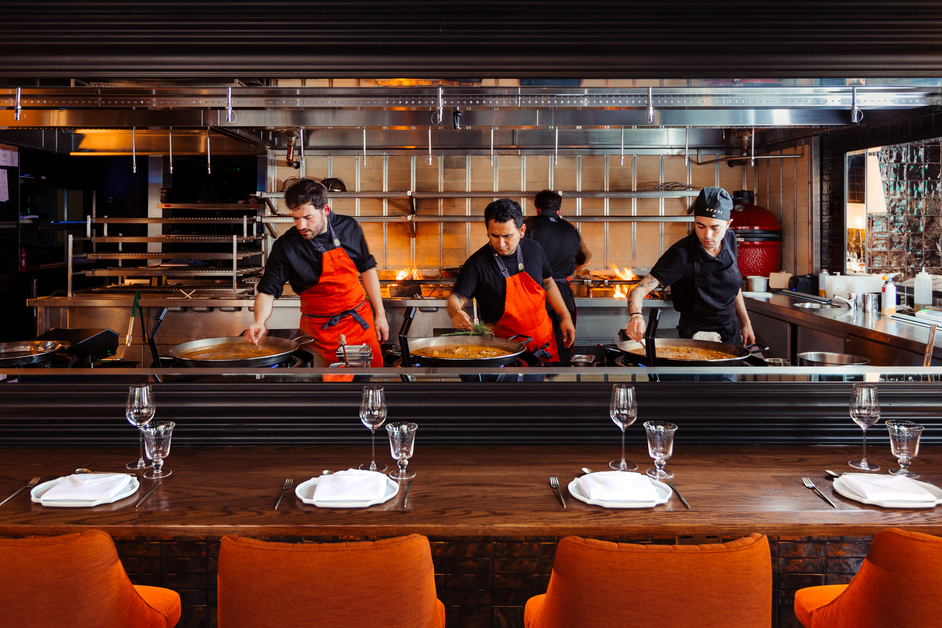 Arros QD - Chef's table, photo: Kalen Armstrong