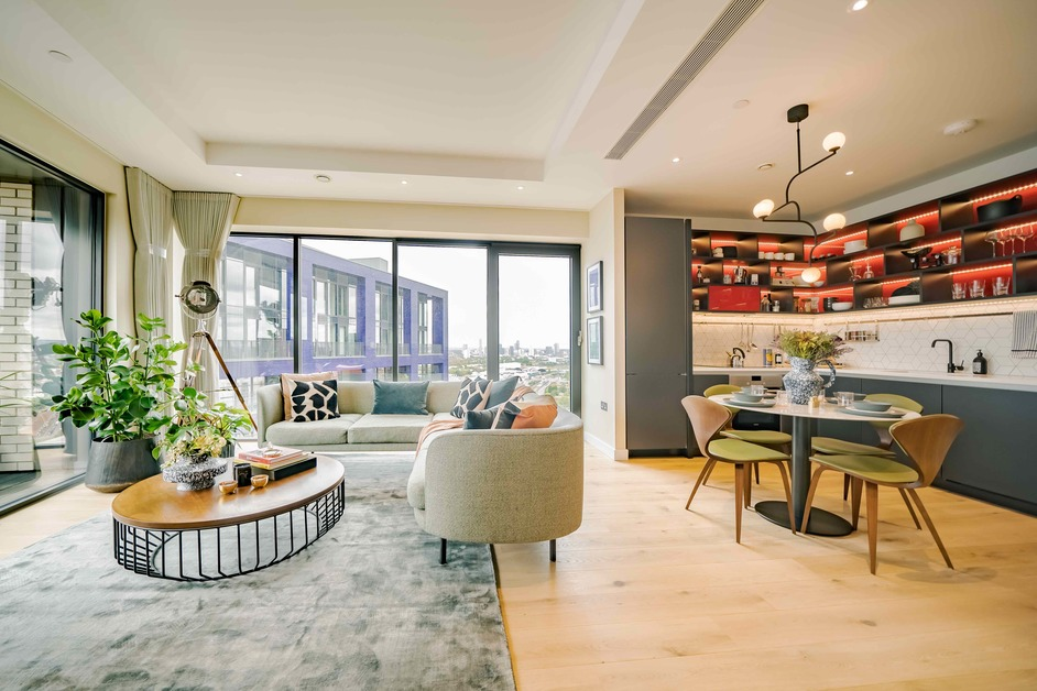 London City Island - Apartment at London City Island