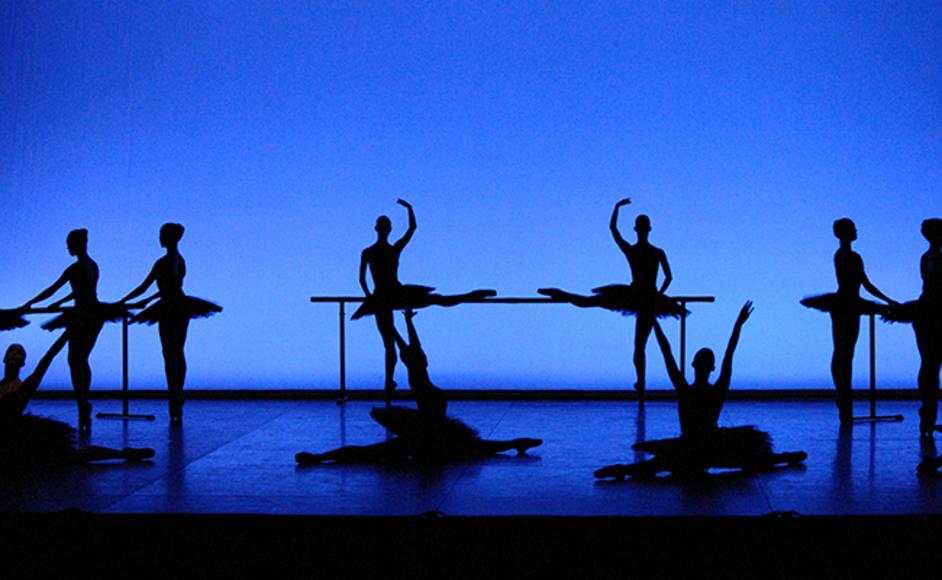 English National Ballet 70th Anniversary Gala - English National Ballet in Etudes © Laurent Liotardo
