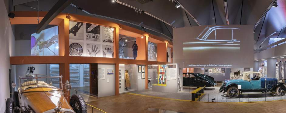 Cars: Accelerating the Modern World - ©Victoria and Albert Museum, London