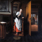 Nicolaes Maes: Dutch Master of the Golden Age