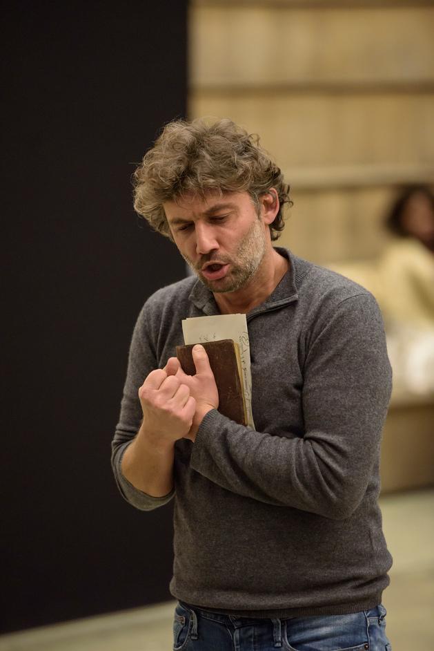 The Royal Opera: Fidelio - Jonas Kaufmann performs in Fidelio ©ROH