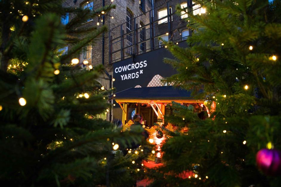 Cowcross Yards - Cowcross Yards, Christmas 2019