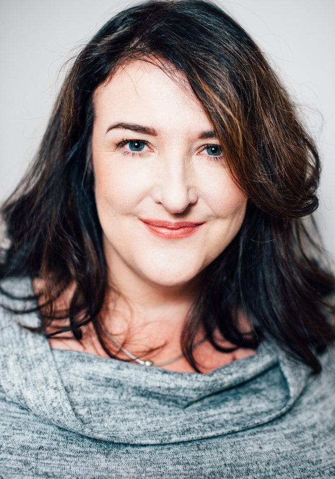 Memory and Fiction: Rowan Coleman - Rowan Coleman, photo: Carolyn Mendelsohn 2017