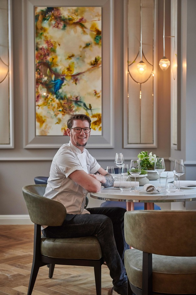Adam Handling Chelsea - Adam Handling Chelsea, The Belmond, photo: Tim Green
