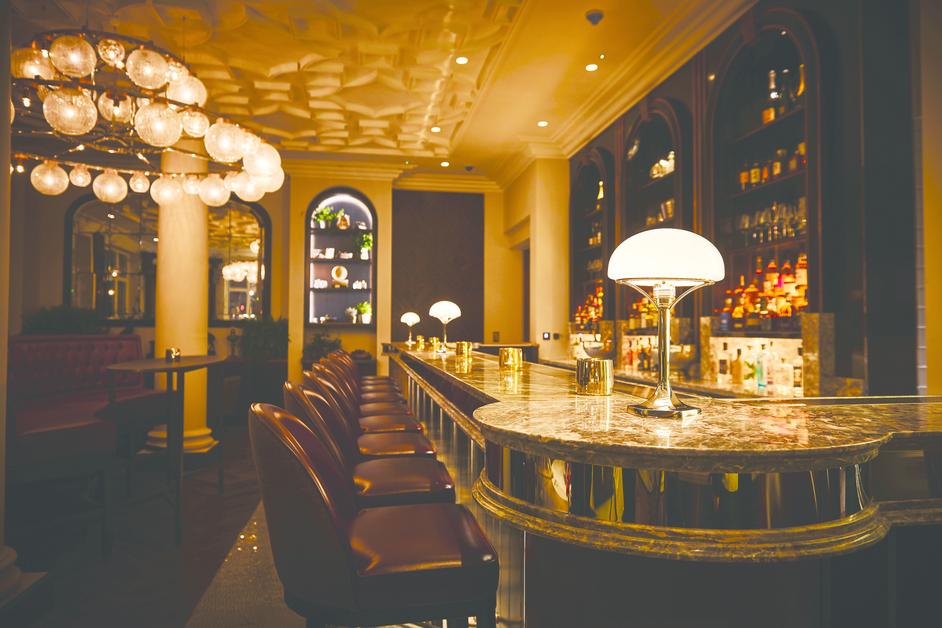 Adam Handling Chelsea - Adam Handling Chelsea bar, photo: Belmond Cadogan Hotel