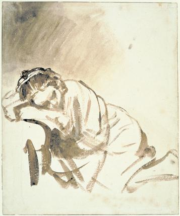 Rembrandt: Thinking On Paper