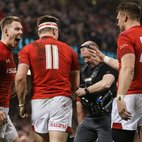 Six Nations Rugby: Wales v Ireland