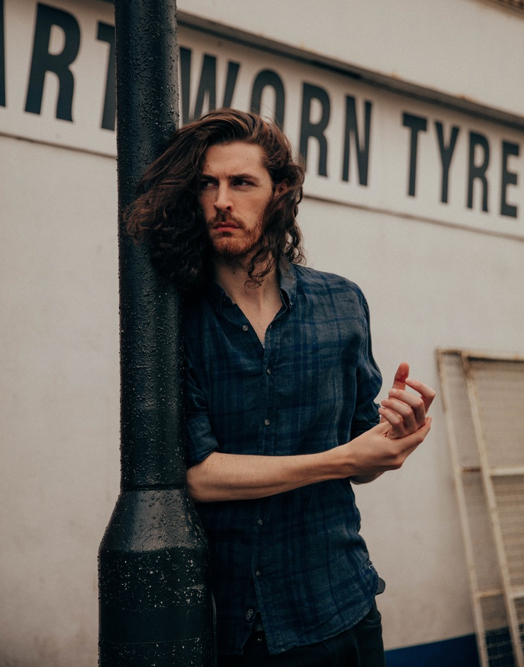 Hozier - Hozier - photo by Edward Cooke
