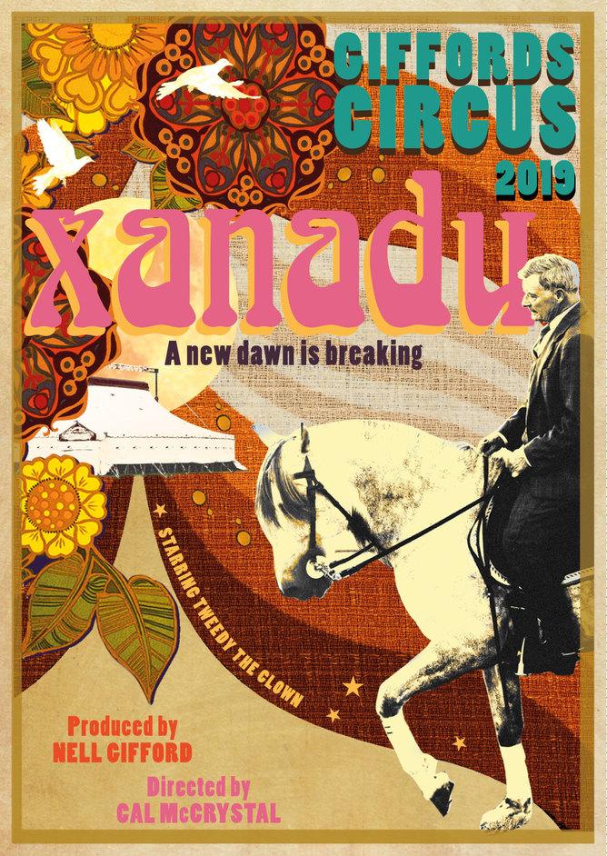 Giffords Circus: Xanadu