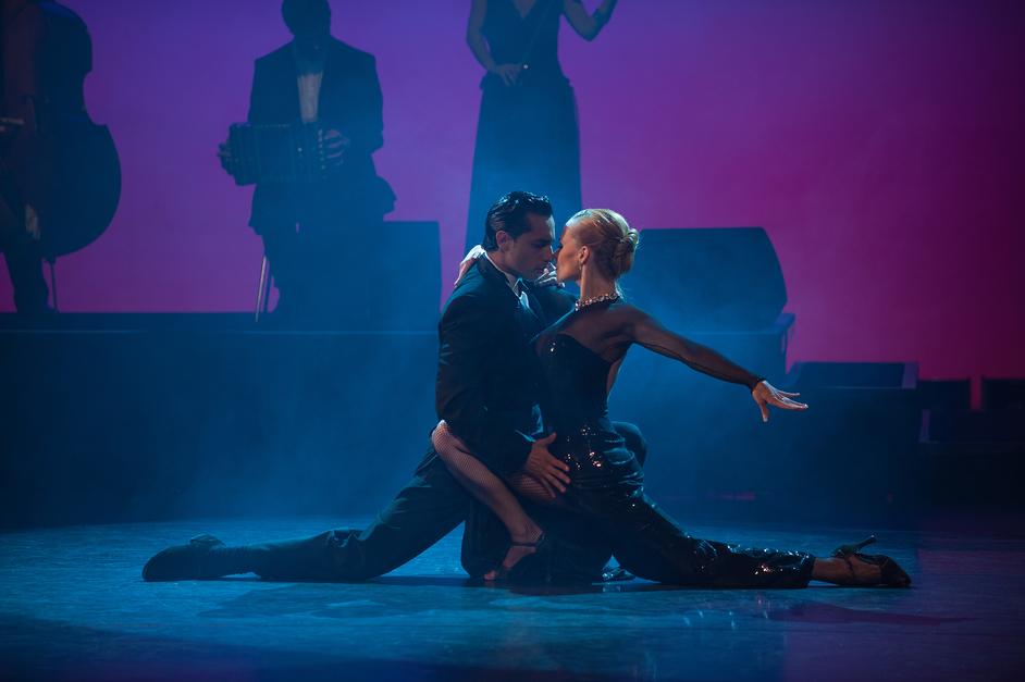 German Cornejo's Tango Fire - Tango Fire Marcos Roberts & Louise Junqueira Malucelli © Oliver Neuber